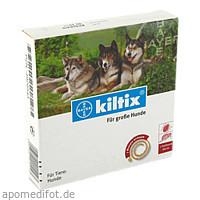 KILTIX Halsband f.große Hunde, 1 ST, Bayer Vital GmbH GB - Tiergesundheit