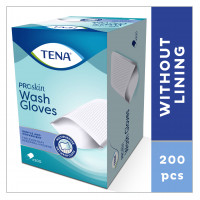 TENA Wash Glove, 200 ST, Essity Germany GmbH