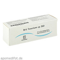 Br5 Teucrium cp JSO, 20 G, Iso-Arzneimittel GmbH & Co. KG