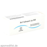 Br7 Galeopsis cp JSO, 20 G, Iso-Arzneimittel GmbH & Co. KG