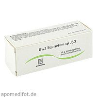 Gw2 Equisetum cp JSO, 20 G, Iso-Arzneimittel GmbH & Co. KG