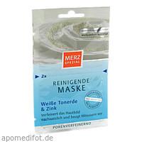 Merz Spezial reinigende Maske weiße Tonerde&Zink, 2X7.5 ML, Merz Consumer Care GmbH