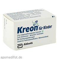 KREON FUER KINDER, 20 G, Mylan Healthcare GmbH