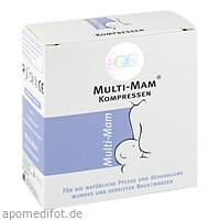 Multi-Mam Kompressen, 12 ST, Karo Pharma GmbH