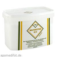 Maltodextrin DE 6 HBK Instant Pulver, 1000 G, Hbk Gesundheit Plus E.K.