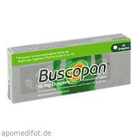 BUSCOPAN, 20 ST, kohlpharma GmbH