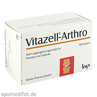 Vitazell Arthro, 90 ST, Köhler Pharma GmbH