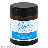 Tiroler Latschenkiefer Fußbalsam, 100 ML, Josef Mack GmbH & Co. KG