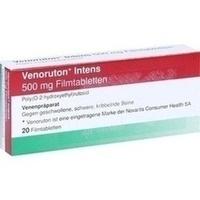VENORUTON INTENS, 20 ST, kohlpharma GmbH