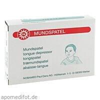 Mundspatel Kinder, 100 ST, Nobamed Paul Danz AG