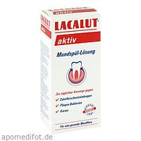 Lacalut aktiv Mundspüllösung, 300 ML, Dr. Theiss Naturwaren GmbH