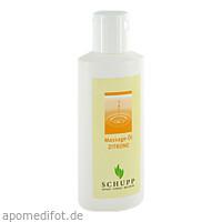 Massageöl Zitrone, 200 ML, Schupp GmbH & Co. KG
