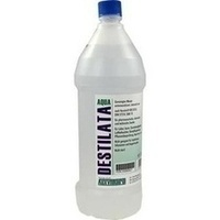 Destiliertes Wasser Aquadest, 1000 ML, Auxynhairol-Vertrieb
