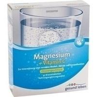 gesund leben Magnesium + Vitamin C Brausetabletten, 3X10 ST, Gehe Pharma Handel GmbH