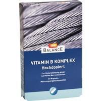 GEHE BALANCE Vitamin B-Komplex Kapseln, 60 ST, Gehe Pharma Handel GmbH