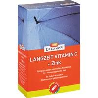 GEHE BALANCE Langzeit Vitamin C+Zink depot kaps, 60 ST, Gehe Pharma Handel GmbH