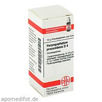 HARPAGOPHYTUM PROCUMBENS D 4, 10 G, Dhu-Arzneimittel GmbH & Co. KG