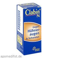 CLABIN N, 8 G, Omega Pharma Deutschland GmbH