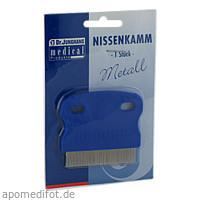 NISSENKAMM AUS METALL, 1 ST, Dr. Junghans Medical GmbH