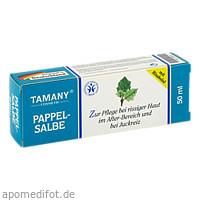 Pappelsalbe mit Bisabolol BDIH, 50 ML, Herbaria Kräuterparadies GmbH