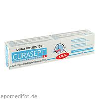 CURASEPT Zahnpasta 0.05% CHX ADS705, 75 ML, Curaden Germany GmbH