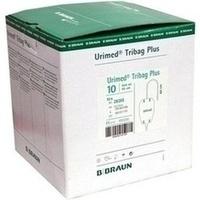Urimed Tribag Plus Urin-Beinbtl.500ml steril 50cm, 10 ST, B. Braun Melsungen AG