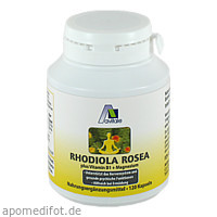 Rhodiola Rosea 200mg Vegi Kapseln, 120 ST, Avitale GmbH