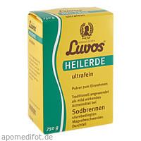 Luvos Heilerde ultrafein, 750 G, Heilerde-Gesellschaft Luvos Just GmbH & Co. KG