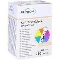 klinion Soft fine colour 30g, 210 ST, Eu-Medical GmbH