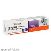 Fungizid-ratiopharm Extra, 15 G, ratiopharm GmbH