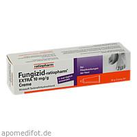 Fungizid-ratiopharm Extra, 30 G, ratiopharm GmbH