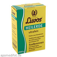 Luvos Heilerde ultrafein Adolf Justs, 200 G, Heilerde-Gesellschaft Luvos Just GmbH & Co. KG