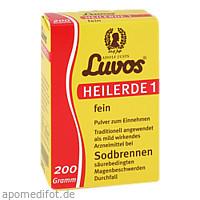 Luvos Heilerde 1 fein Adolf Justs, 200 G, Heilerde-Gesellschaft Luvos Just GmbH & Co. KG