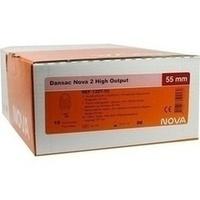 Dansac Nova 2 High Output Drainagebeutel 1207-55, 10 ST, Dansac GmbH