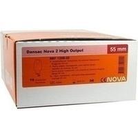 Dansac Nova 2 High Output Drainagebeutel 1208-55, 10 ST, Dansac GmbH