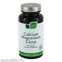 NICApur Calcium Magnesium Citrat, 60 ST, NICApur GmbH & Co. KG
