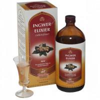Schmidt Ingwer Elixier Lebensfeuer, 450 ML, Werner Schmidt Pharma GmbH