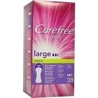 Carefree Large Maxi fresh Slipeinlagen, 28 ST, Johnson & Johnson GmbH