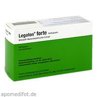 Legalon 140mg Kapseln, 100 ST, Axicorp Pharma GmbH
