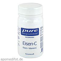 PURE ENCAPSULATIONS EISEN C, 60 ST, Pro Medico GmbH