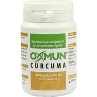 oximun curcuma, 120 ST, Froximun AG