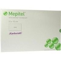 Mepitel Silikon Netzauflage 12x15cm steril, 5 ST, Bios Medical Services GmbH