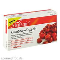 Cranberry 36 mg PAC Alsifemin, 30 ST, Alsitan GmbH