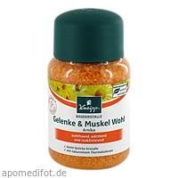 Kneipp Badekristalle Gelenke & Muskel Wohl, 500 G, Kneipp GmbH