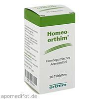 Homeo-orthim, 90 ST, Orthim GmbH & Co. KG