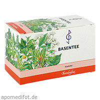 Basentee, 20X2 G, Bombastus-Werke AG