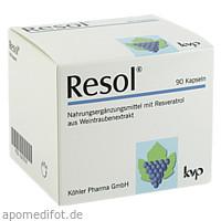 Resol, 90 ST, Köhler Pharma GmbH
