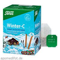 Winter-C Vitamin-C-Früchtetee mit nat. Aroma Salus, 15 ST, Salus Pharma GmbH