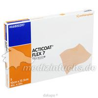 Acticoat Flex 7 10x12.5cm, 5 ST, Smith & Nephew GmbH