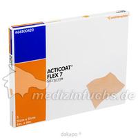 Acticoat Flex 7 15x15cm, 5 ST, Smith & Nephew GmbH